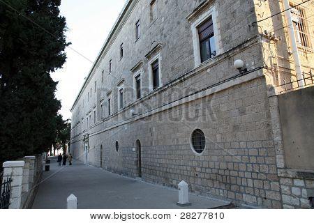 The Church Stella Maris, mountain Karmel, Haifa, Israel