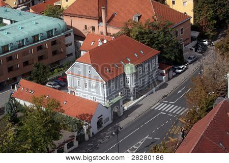 House in Zagreb