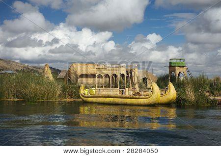 Titicaca Catamaran