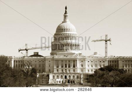 Restoration Of Capitol
