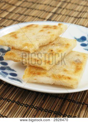 Chinese Taro Cakes