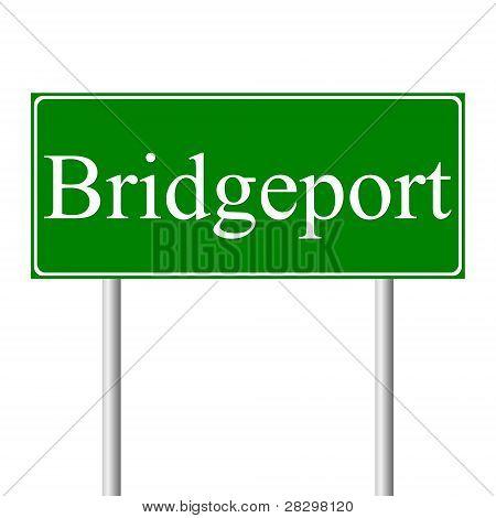 Muestra de camino verde de Bridgeport