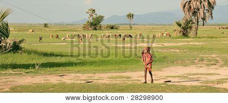 Tarangire National park, Tanzania, December 21, 2011