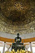 pic of por  - Beautiful jade Buddha statue at Dhammamongkol temple of Thailand by Luang - JPG