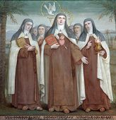 picture of carmelite  - Bl - JPG