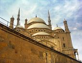 pic of hughes  - Different views and buildings from Salah El Din Castle in Cairo Egypt - JPG