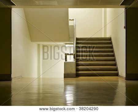 Floor And Stair