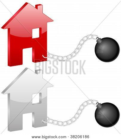 House With Shackles