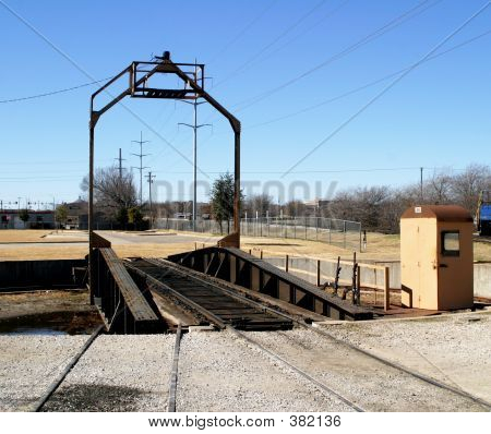 Railroad Turntable
