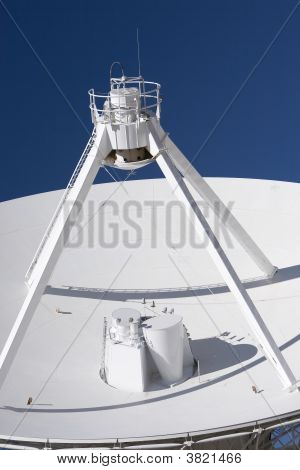 Radio Telescope Antenna