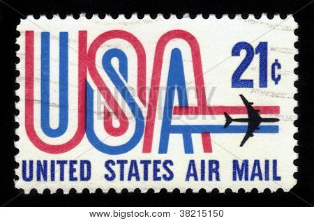 Symbols Of American Airmail