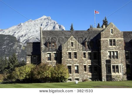 Administration Building, Banff