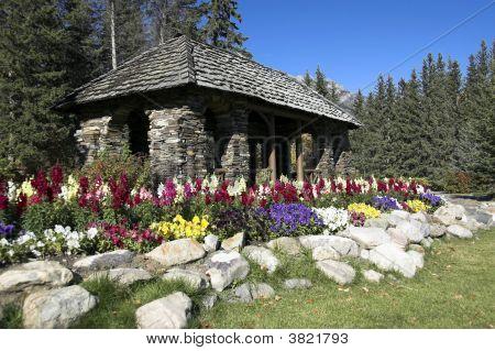 Cascade Gardens, Banff
