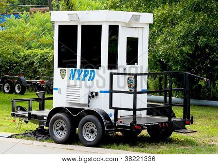 NYPD trailer