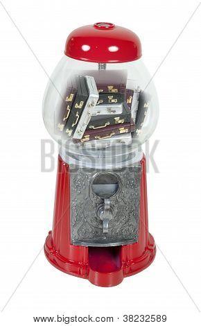 Job Dispensing Machine