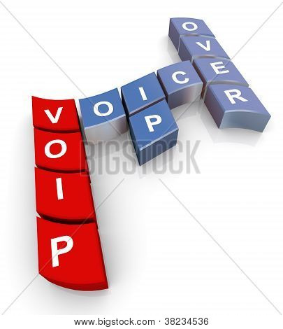 Crossword Of Voip