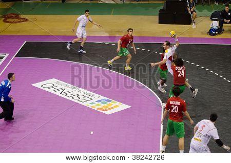 Unidentified Fyr Macedonia Team Player