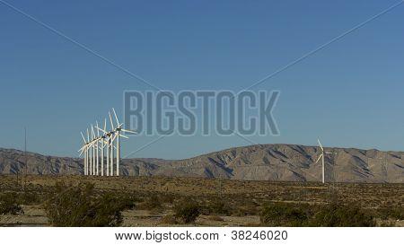 Electric Windmill Farm