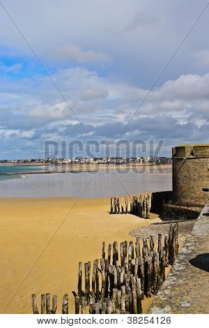 Coast of Saint Malo