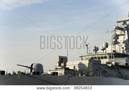 Military Anti-submarine Ship