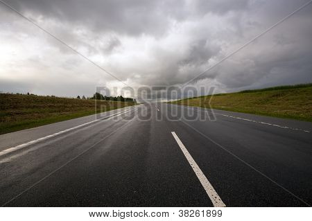 The Road To A Storm