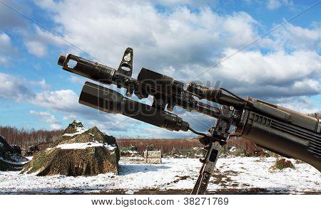 Assault Rifle's Barrel
