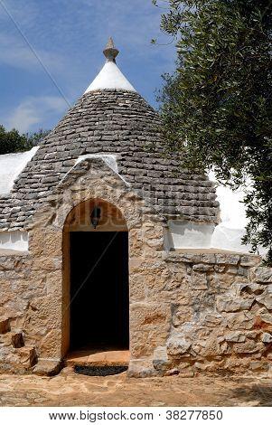 Puglia, Trullo