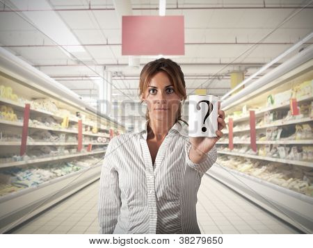 Supermarket Question