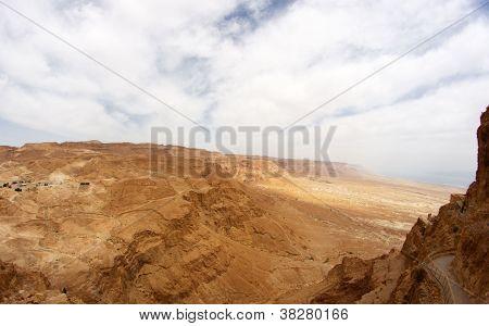 Masada Fortress