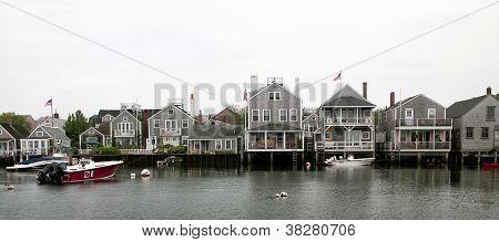 Row House By Sea