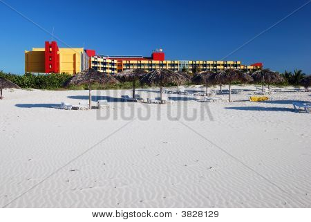 Hotel And Beach