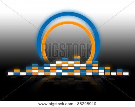 cube wall