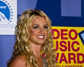 Britney Spears At Vma