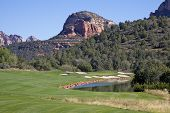 Beautiful Sedona arizona Golf