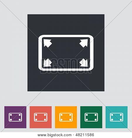 Deploying Video Icon.
