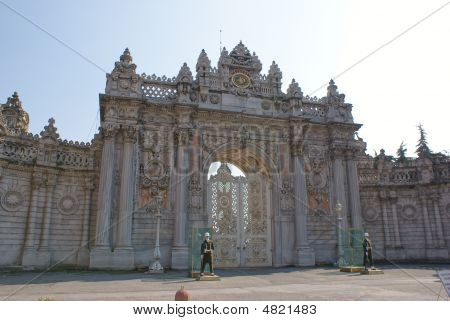 Istanbul Dolmabahce Palace