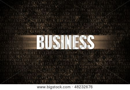 Business in Company as Motivation in Stone Wall