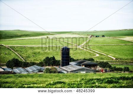 Farm Off The Tissington Trail