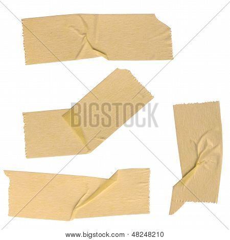 Various Scotch Tape