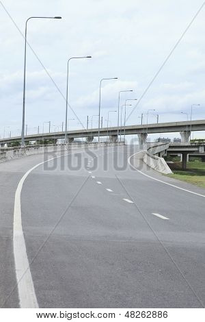 Road And Infrastructure Use For Goverment Service Transportation