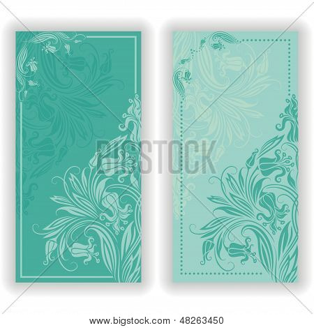 Vector template design for invitation