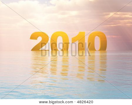 Year 2010 Sunset