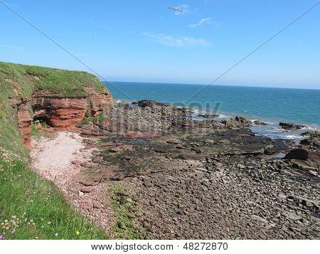 Seaside Arbroath Scotland