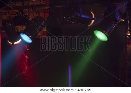 Night Club Lights