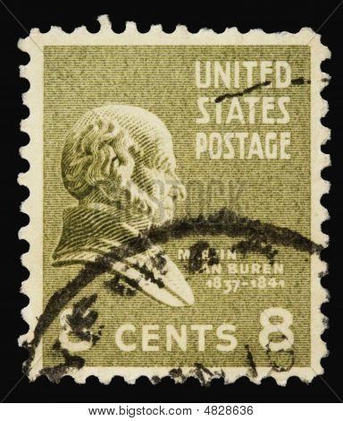 Martin Van Buren 1938
