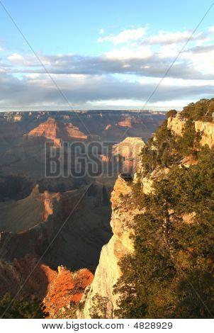 Sunset At Grand Canyon Np, Arizona