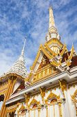 image of crematory  - The Architecture of Thai crematory in Bangkok - JPG