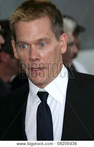 Kevin Bacon at the Los Angeles Film Festival 2007 Spirit Of Independence Awards. Billy Wilder Theatre, Westwood, CA. 06-28-07