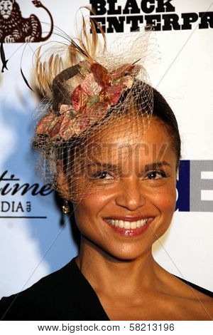 Victoria Rowell at Black Enterprise Magazine's