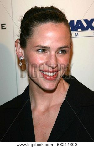 Jennifer Garner at the celebration for the Oscar nominated films